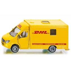 Fourgon Postal DHL