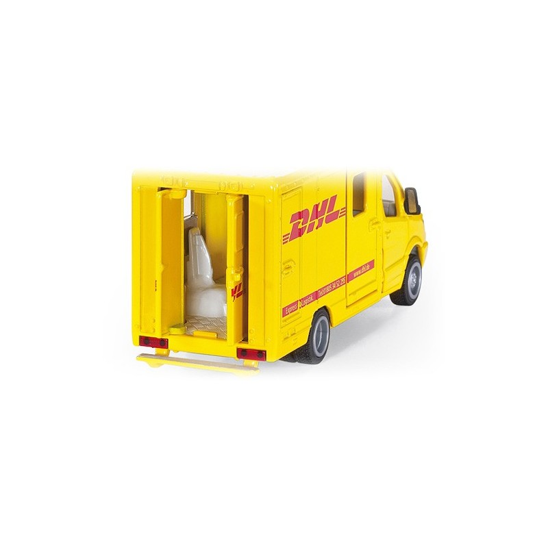 fourgon postal dhl siku1936 camion miniature siku minitoys. Black Bedroom Furniture Sets. Home Design Ideas