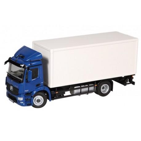 Camion MB Antos FH 420S avec plateforme de déchargement