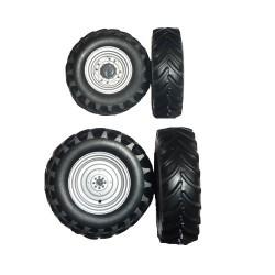 Jeu de roues de tracteur MF 6475