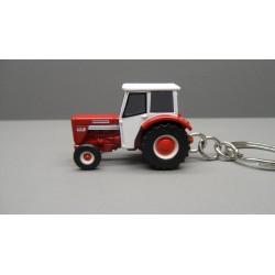 Porte-clés tracteur IH 624