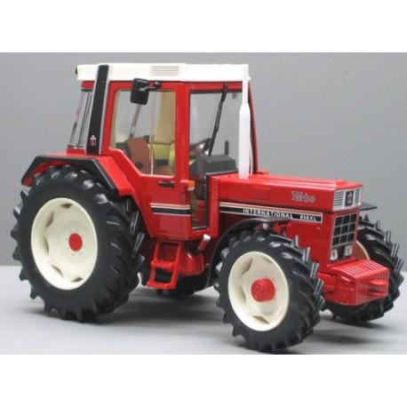 Tracteur IH 856 XL turbo version allemande