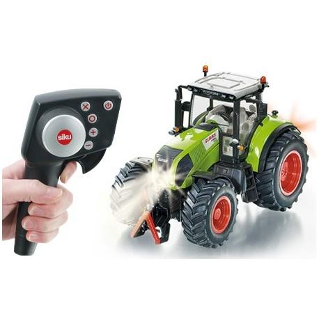 Tracteur Claas Axion 850 radio-commandé