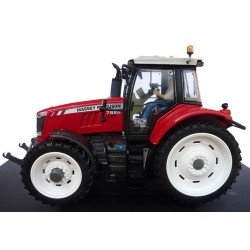 Tracteur MF 7626 en roues étroites