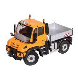 Unimog Mercedes Benz U 400 orange