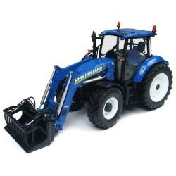 Tracteur NH T5.115 avec chargeur