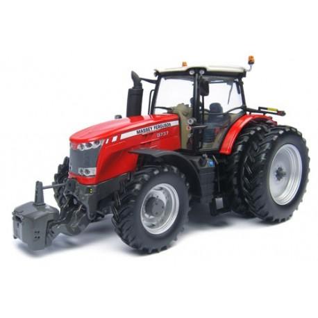 Tracteur Massey Ferguson 8736 6 roues