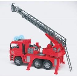 Camion-pompiers-MAN-grande-échelle