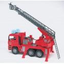 Camion pompiers MAN grande échelle