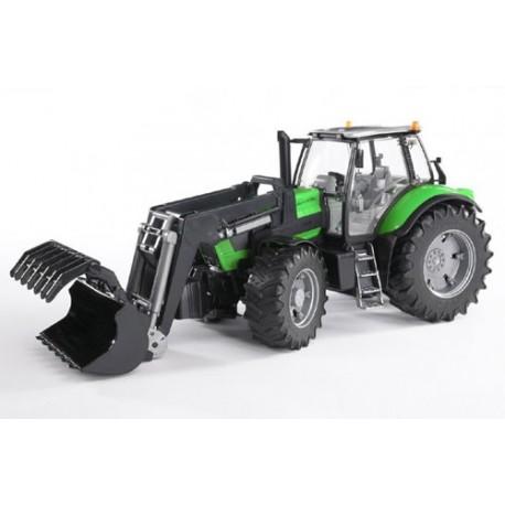 Tracteur Deutz Agrotron X720 avec chargeur