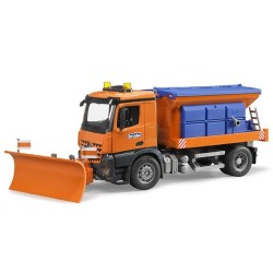 Camion de déneigement MB Arocs