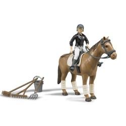 Set d'équitation Bruder