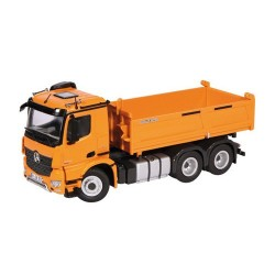 Camion benne MB Actros 6x4 orange