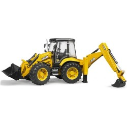 Tractopelle JCB 5CX