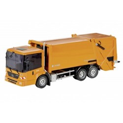 Camion poubelle MB Econic orange