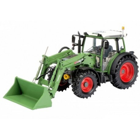 Tracteur Fendt 211 vario avec chargeur