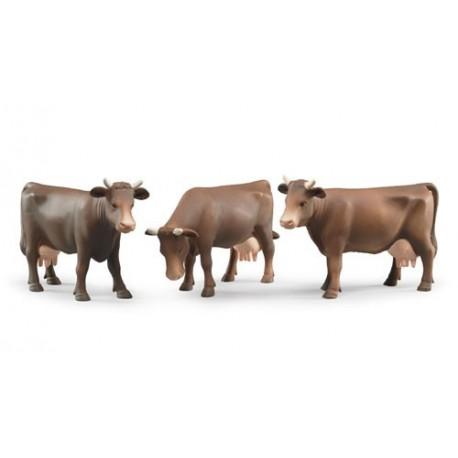 Vache marron BRUDER