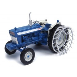 Tracteur Ford 5000 avec roues cages - UH