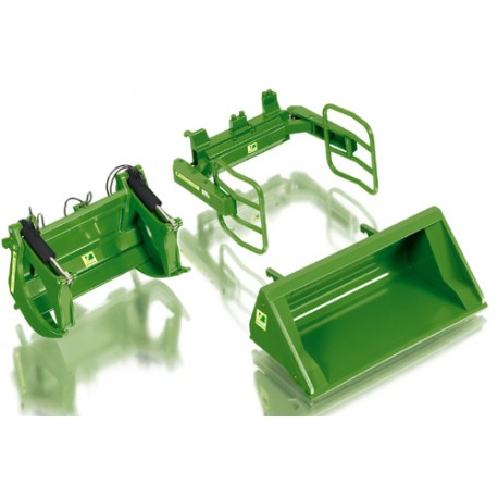 Accessoires-pour-chargeur-frontal-Wiking-vert-JD-(set-A)