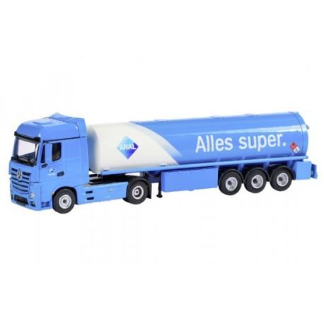 "Camion MB Actros Citerne ""ARAL"""