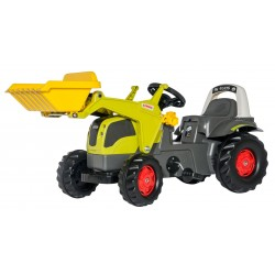 Rollykid Claas Elios avec chargeur