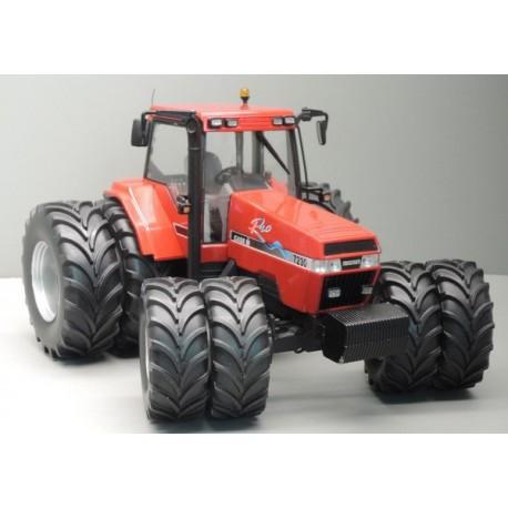 Tracteur Case IH Magnum 7230 Pro 8 roues