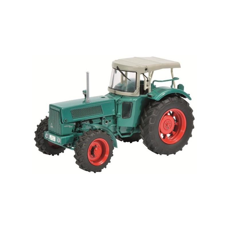 Tracteur hanomag robust 900 avec cabine schu7801 tracteur ancien schuco minitoys - Tracteur ancien miniature ...
