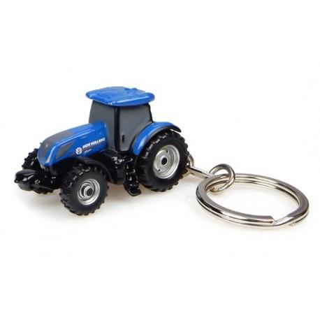 Porte-clés tracteur NH T7.225