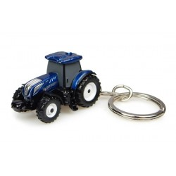 Porte-clés tracteur NH T7.225 Blue Power