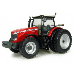 Tracteur MF 8680 6 roues version US