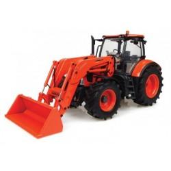 Tracteur Kubota M7171 avec chargeur