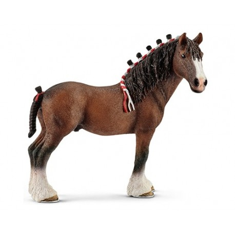 Hongre Clydesdale