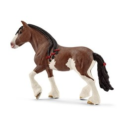 Jument Clydesdale