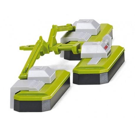 Triple faucheuse Claas Corto 8100 F