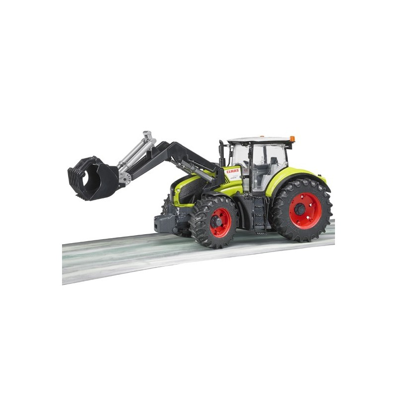 tracteur claas axion 950 avec chargeur bruder bru03013 tracteur avec chargeur bruder minitoys. Black Bedroom Furniture Sets. Home Design Ideas