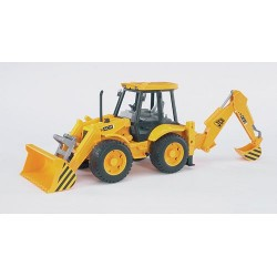 Tractopelle-JCB-4CX