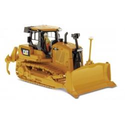 Bulldozer Caterpillar D7E avec figurine