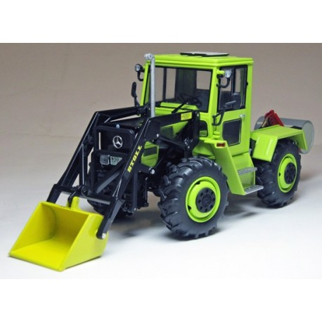 Tracteur MB-Trac 900 avec chargeur frontal