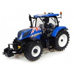 "Tracteur NH T7.225 ""Edition Union Jack"""