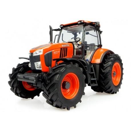 Tracteur Kubota M7-171 6 roues (US)