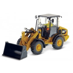 Chargeur compact Caterpillar 906H avec figurine