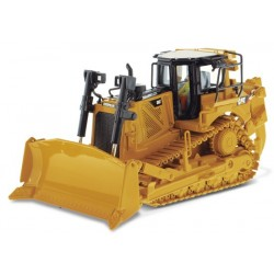 Tracteur à chaînes D8T avec figurine