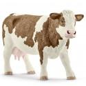 Vache Simmental française