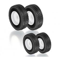 Set de roues hiver pour Valtra T