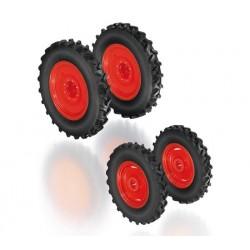 Set de roues étroites pour Claas Arion série 400