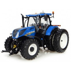 Tracteur NH T7.225 6 roues (US) - UH