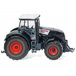 Tracteur Claas Axion 850 noir - Wiking