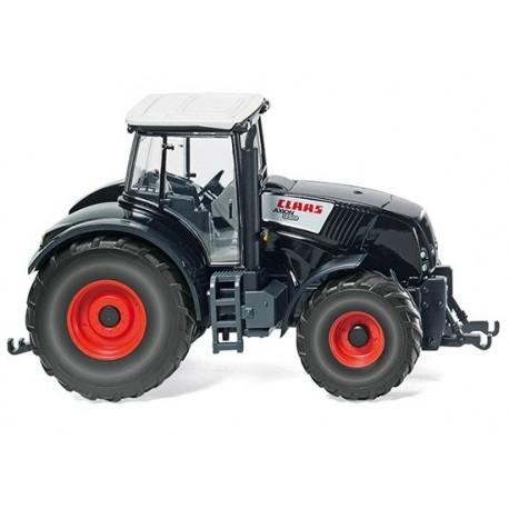Tracteur Claas Axion 850 noir