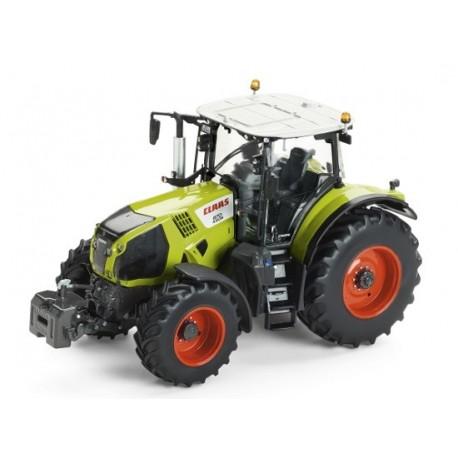 Tracteur Claas Axion 870