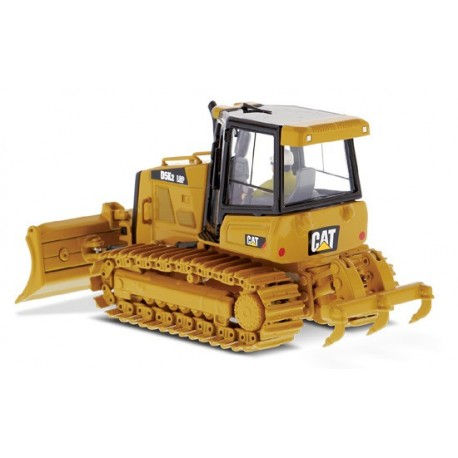 Bulldozer Caterpillar D5K2 LGP avec figurine